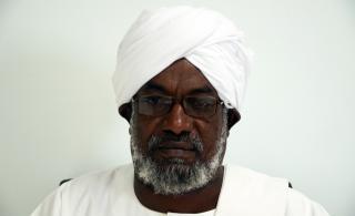 فضيلة الشيخ د. إبراهيم أحمد الشيخ الضرير