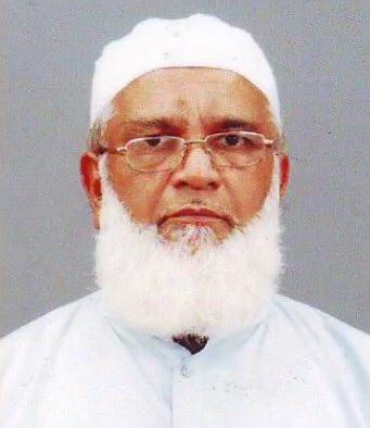 Esteemed Scholar Ahamed Mubarak M. Makhdoom