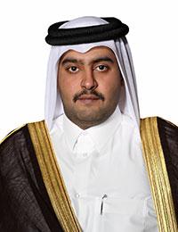 سعادة الشيخ / محمد بن حمد بن جاسم<br>آل ثاني