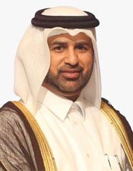 H.E. Dr. Khalid bin Ibrahim Al-Sulaiti